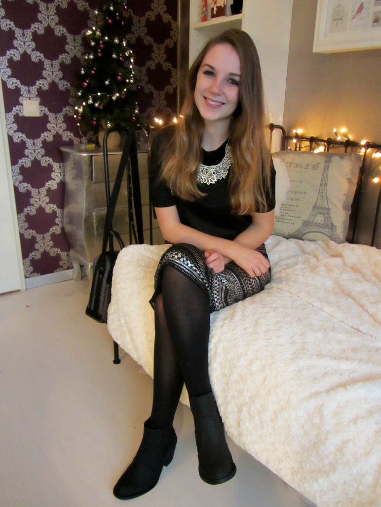 mooie kerst outfit