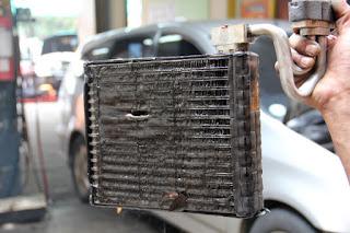 Cara Membersihkan Evaporator Ac Mobil