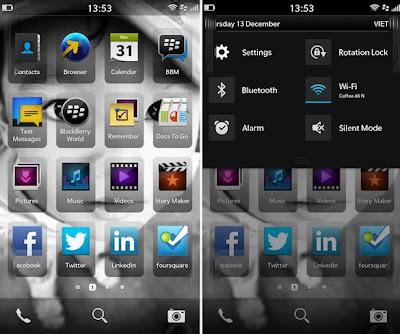 Primero vimos a la BlackBerry L-Series, que estrenará el próximo 30 de enero BlackBerry 10, y ahora comparten con nosotros una galería de imágenes de calidad con la interfaz, en la que podemos ver cosas interesantes. En primer lugar, entre los iconos encontramos aplicaciones importantes como Facebook, Twitter, LinkedIn o Foursquare, ya sabéis que otros como WhatsApps, se lo van a pensar un poco más. En la galería podéis ver también un poco del aspecto de esas aplicaciones: Fuente:xatakamovil