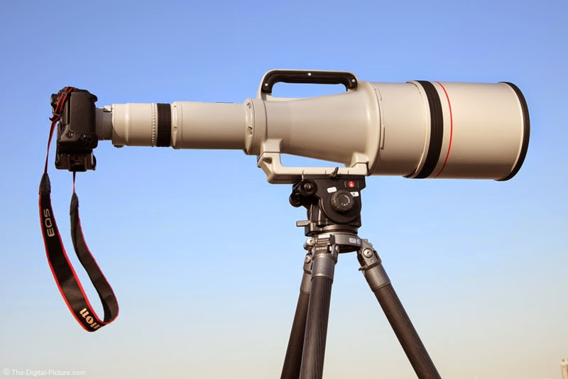 Canon EF 1200mm lens