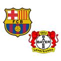 FC Barcelona - Bayer Leverkusen