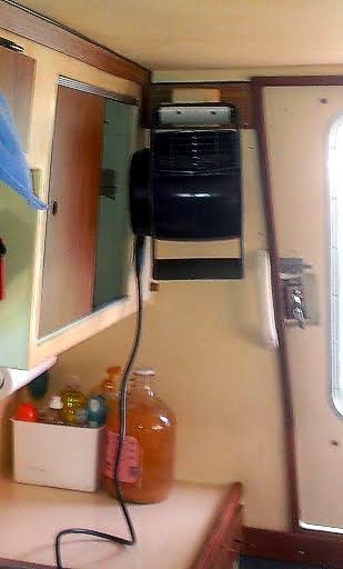 One more time around boat air conditioning improvment for Air conditioner bracket law