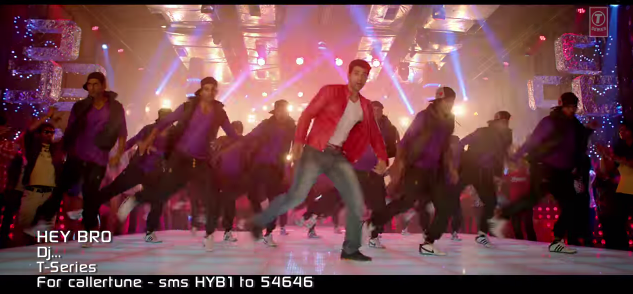 Bro Song (DJ) - Sunidhi Chauhan, Feat. Ali Zafar MP3 MP4 Song Download