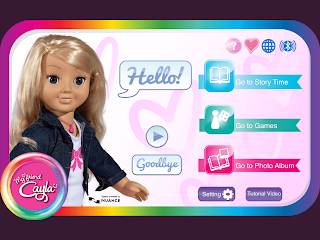 My Friend Cayla App Android