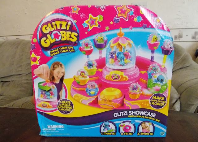 Glitzi globe showcase box review