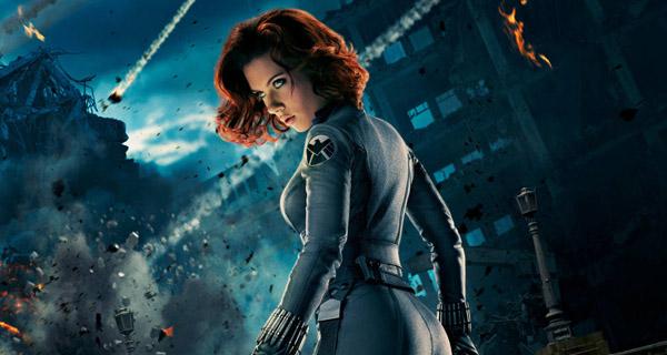 Scarlett Johansson Viuda Negra