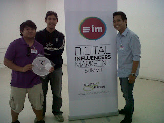 Ben Francia Digital Influencers Marketing Summit