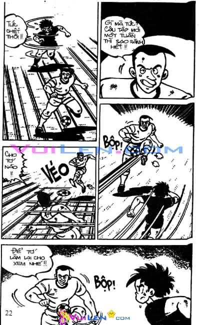 Jindodinho - Đường Dẫn Đến Khung Thành III Tập 31 page 22 Congtruyen24h