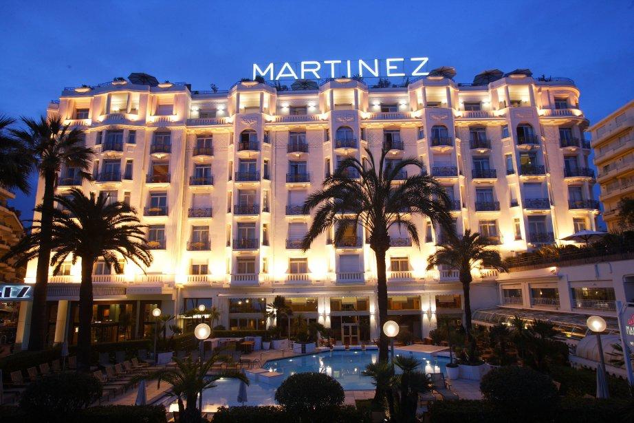 Hotel klimek spa grand hyatt cannes h tel martinez for Hotel martinez cannes tarifs chambres