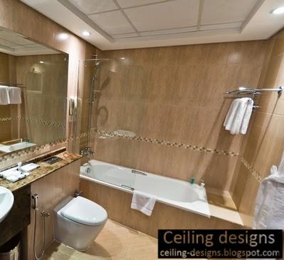Bathroom Ceiling Ideas Designs Classifications