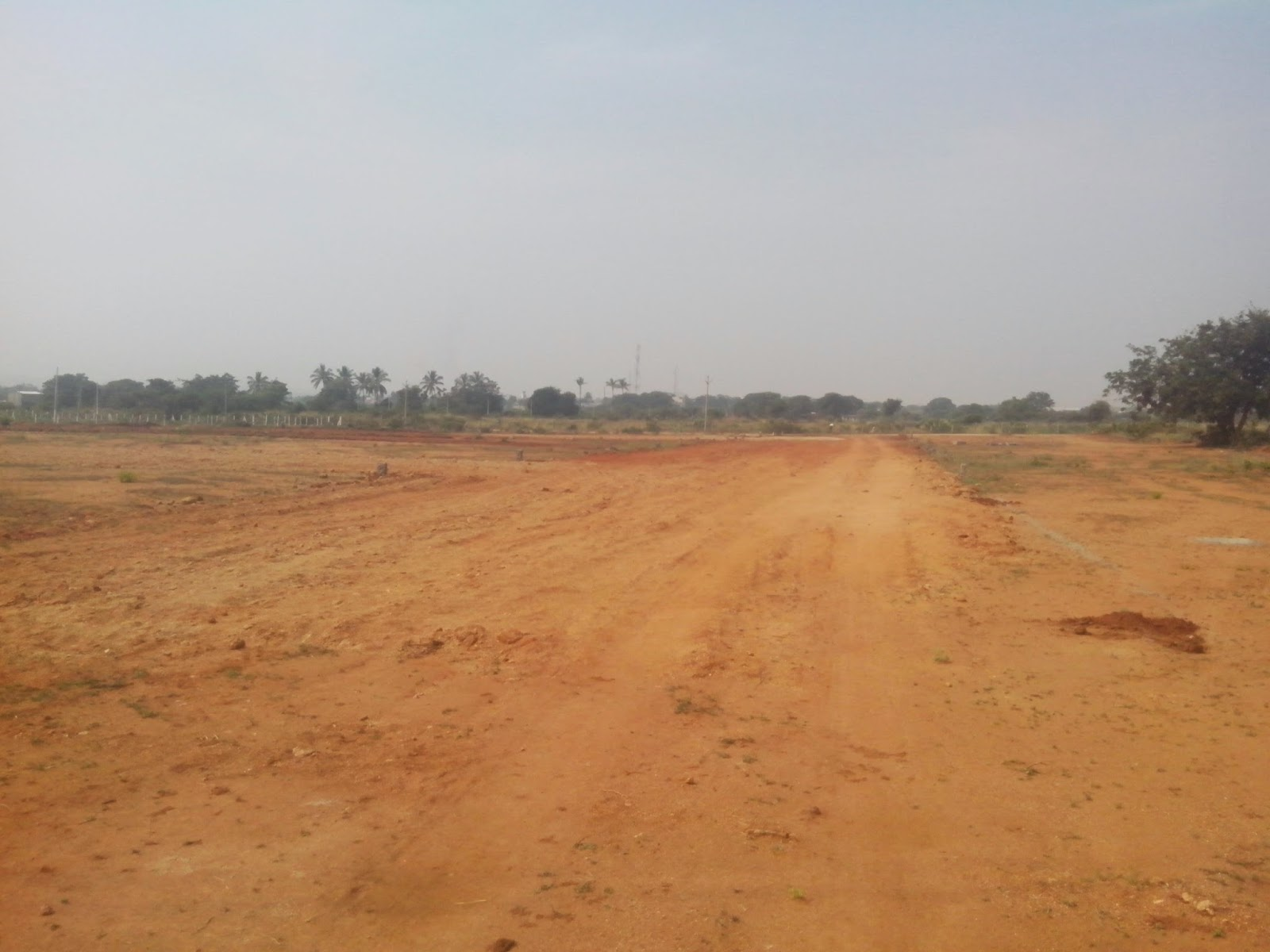23 Acres Plain Land For Sale At Yacharam 1 5 Km From Sagar Highway