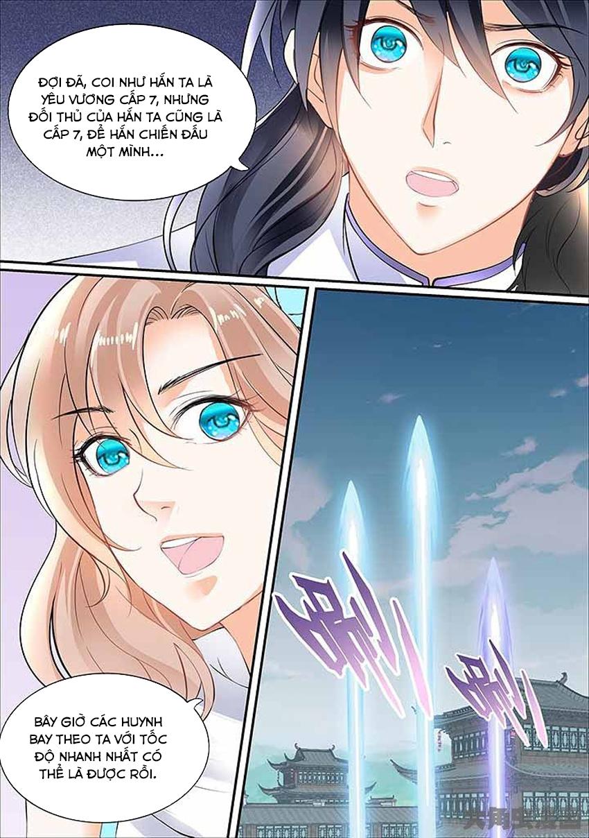 Tinh Thần Biến Chap 444 - Trang 4