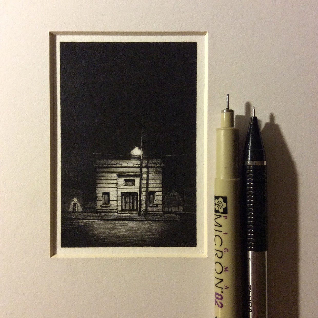 05-Taylor-Mazerhas-Miniature-Pencil-and-Ink-Drawings-with-a-lot-of-Detail-www-designstack-co