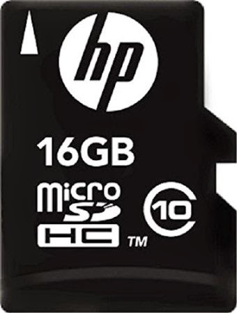 HP 16GB Class 10 microSDHC Memory Card for Rs 379