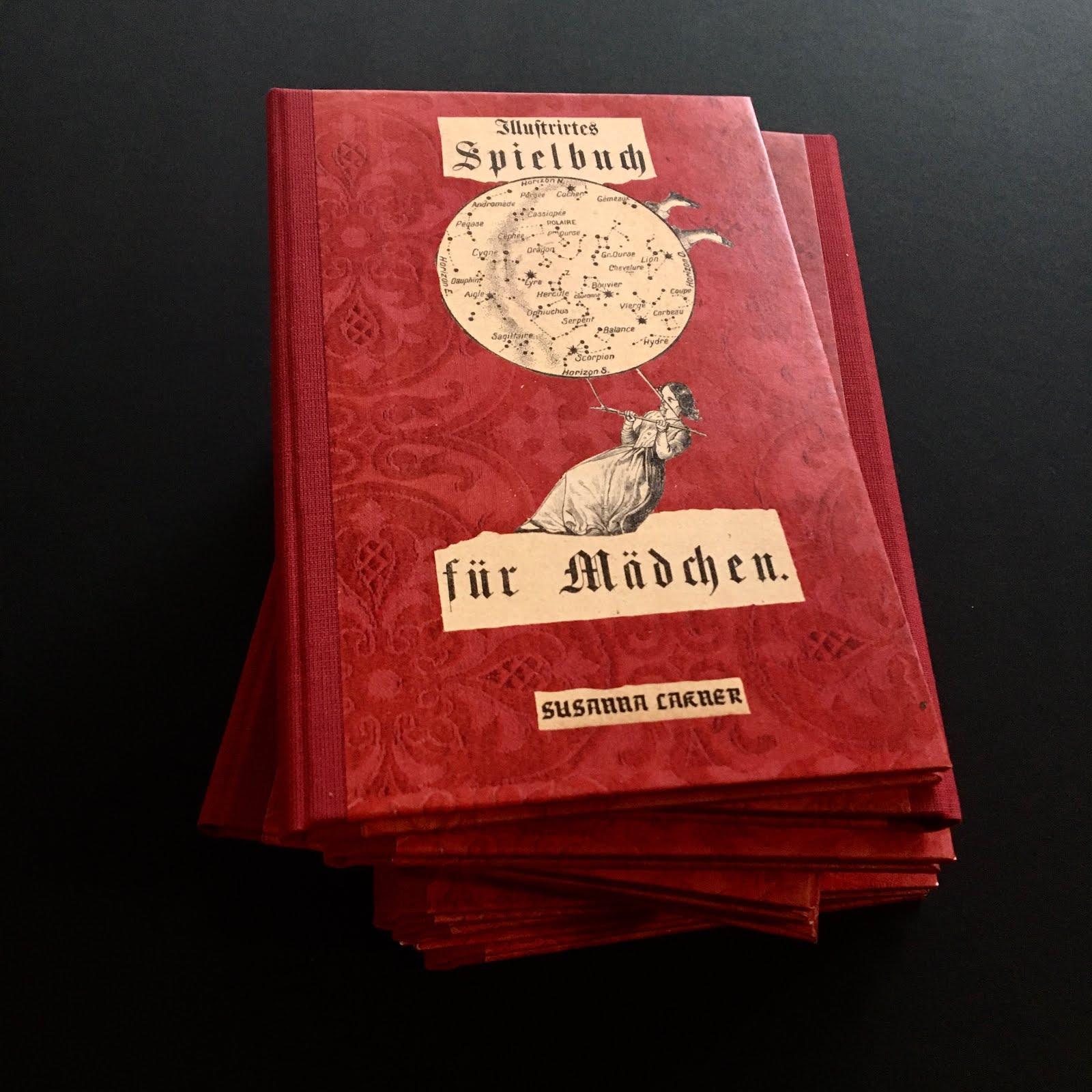 PUBLISHED ART  Illustrirtes Spielbuch für Mädchen