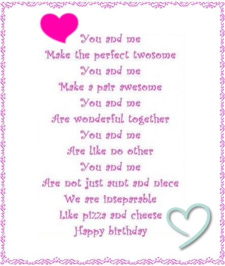 Funny Happy Birthday Poems For Husband