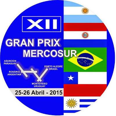 Veteranos - Gran Prix de Atletismo Master (Montevideo, 25-26/abr/2015)