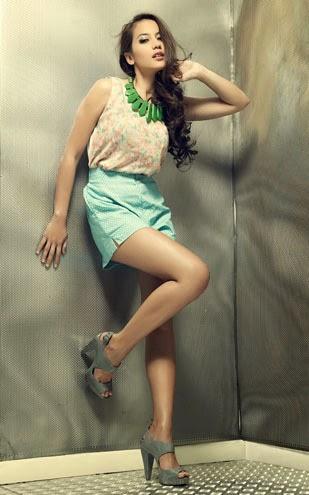 Top Foto Model Indonesia Terbaik Tercantik