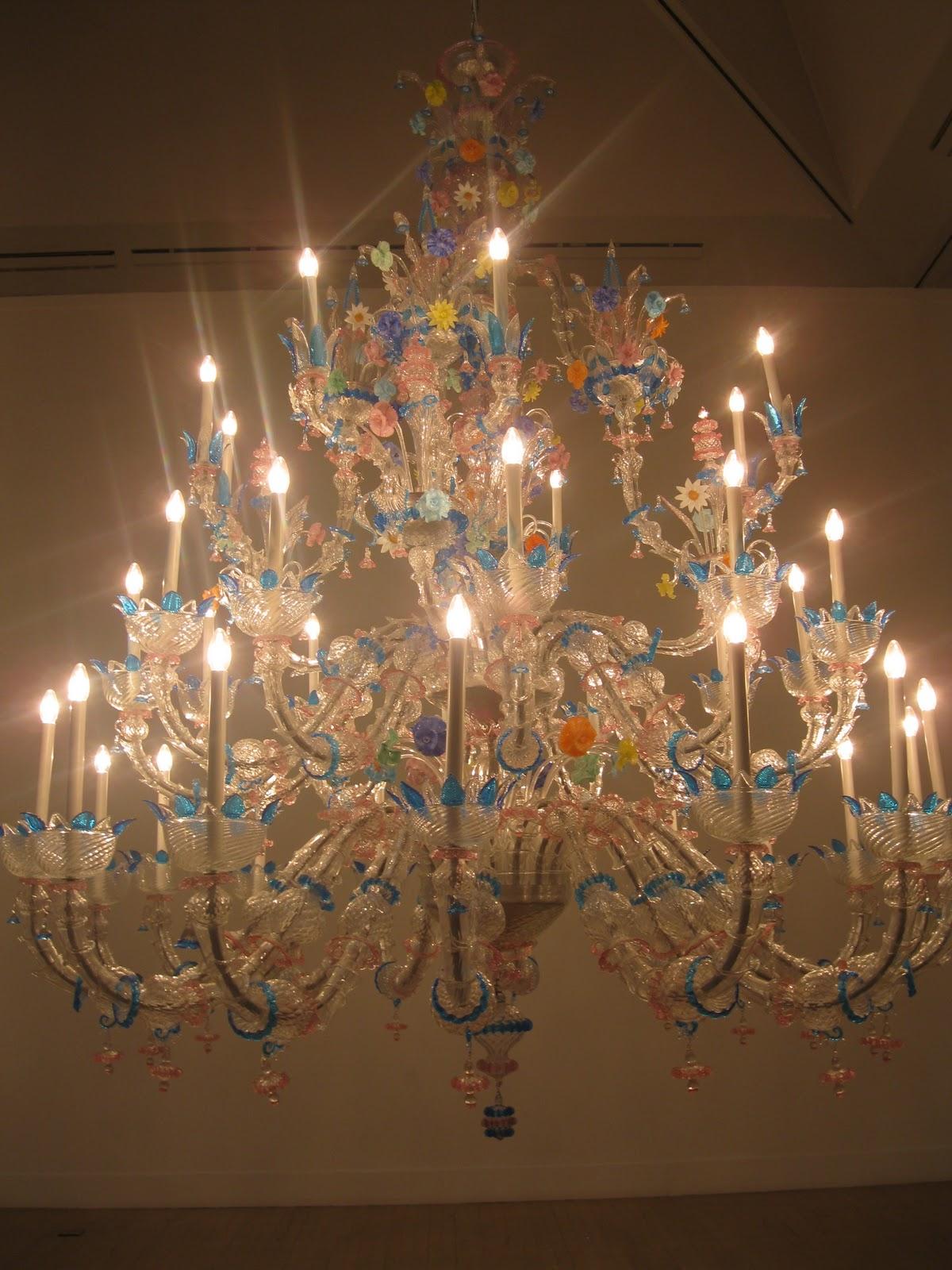 Bonjour bruxelles enormous handblown chandelier arubaitofo Image collections