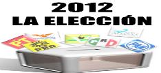 Preferencias ciudadanas elección 2012