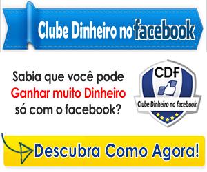"""Site oficial """"CDF - Clube Dinheiro no Facebook"""""""