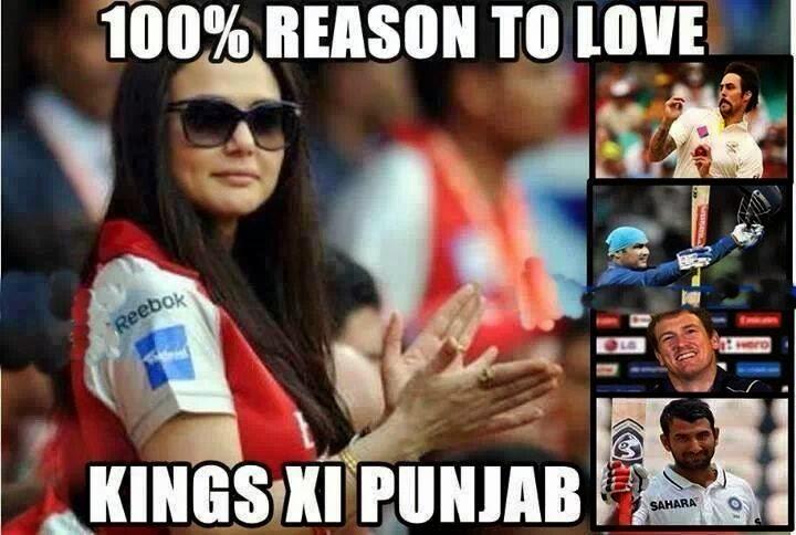 Kings XI Punjab in 2014