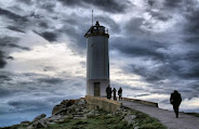 Faro Roncudo en la Costa da Morte, A Coruña