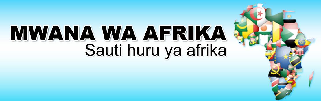 Mwana Wa  Afrika