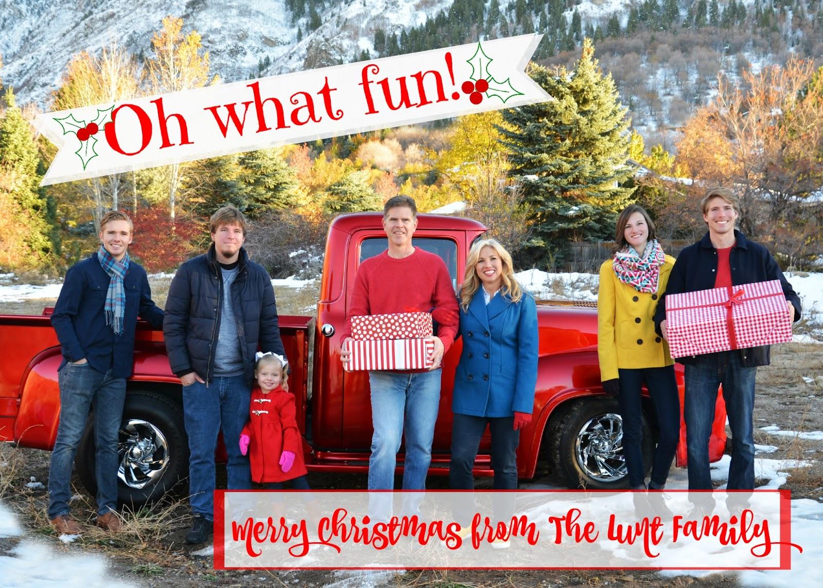 Honey I\'m Home: Our Christmas Card to You - 2015