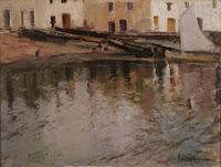 ELISEU MEIFREN Marina c. 1930