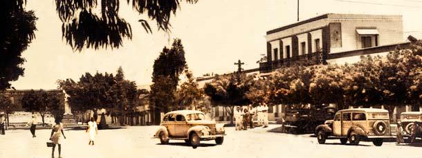 Foto Histórica: San José del Cabo, en esplendor.