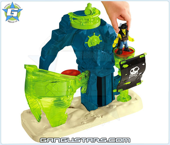 Imaginext Ghost Pirate Island