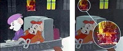 Várias Fotos de Mensagens Subliminares Assustadoras Em Desenhos Animados Bernardo+e+bianca+Mensagens+Subliminares
