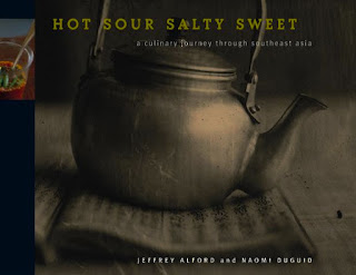 Book cover of Hot Sour Salty Sweet by Jeffrey Alford and Naomi Duguid