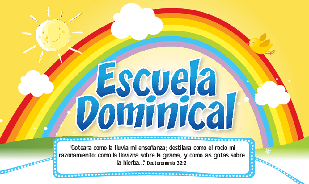 Escuela Dominical Para Ninos Gratis