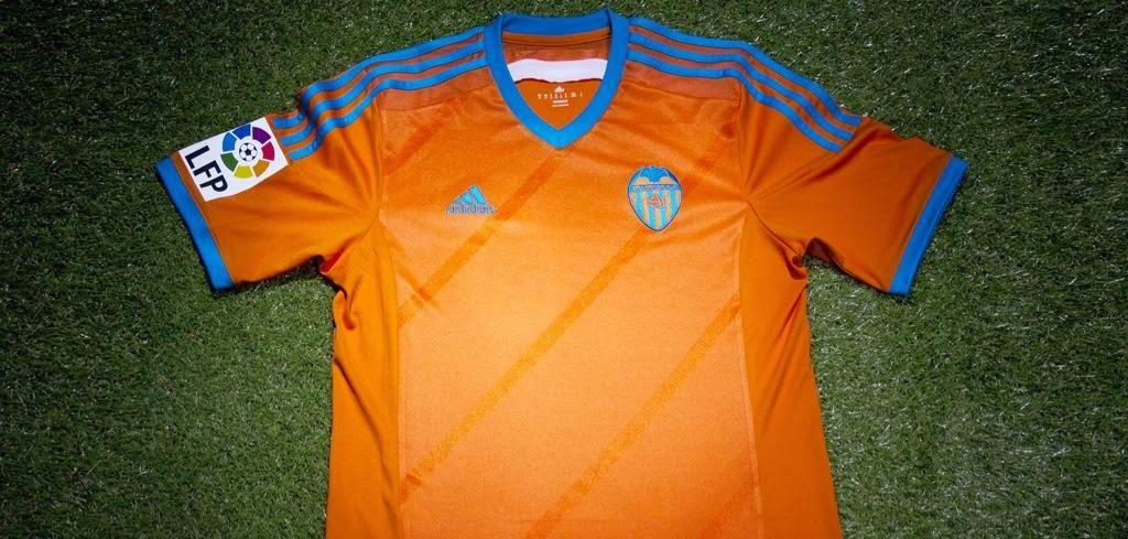 Jersey Valencia Away 2014-15 Terbaru