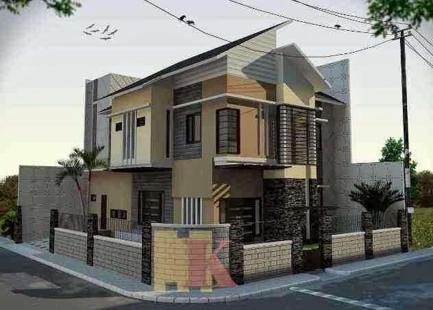 Rumah Minimalis Ala Korea