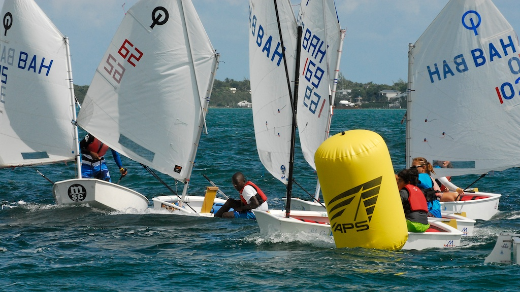 Image result for Bahamas Opti Nationals
