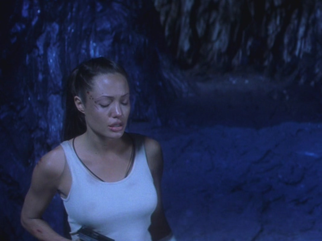 ... Raider The Cradle of Life: Tomb Raider The Cradle of Life movie review