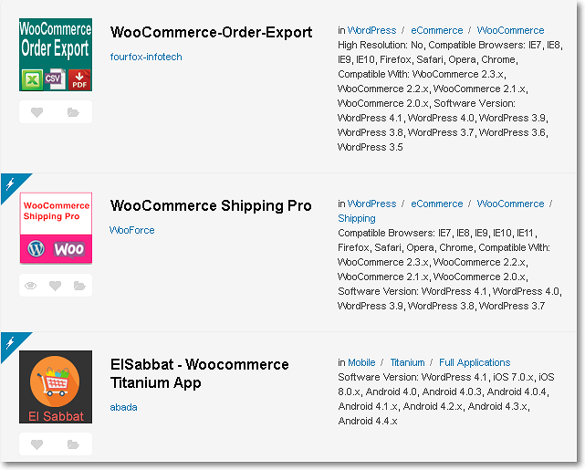 http://codecanyon.net/category/wordpress/ecommerce/woocommerce?ref=Eduarea