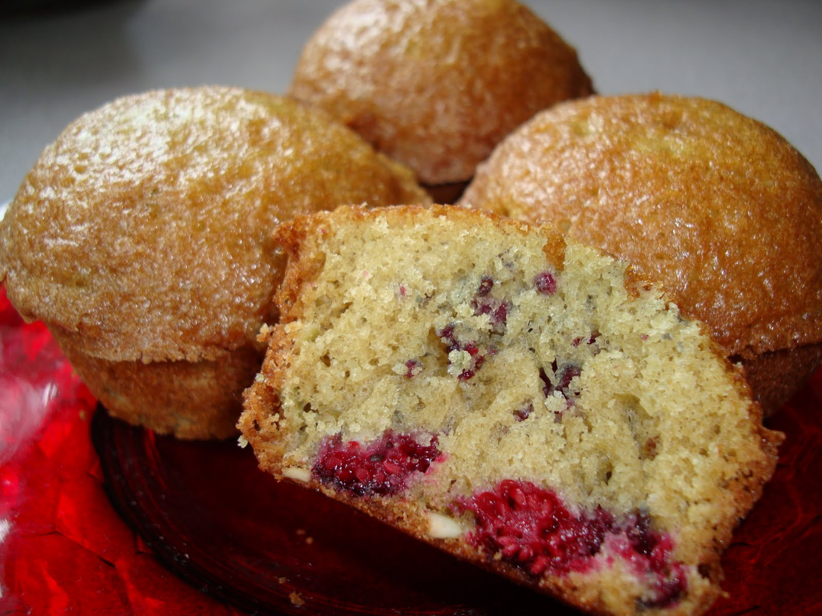 Orange Raspberry Muffins (Gluten-Free) Recipe — Dishmaps