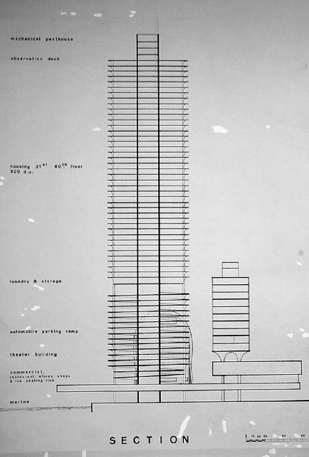 Architecture Resources Bertrand Goldberg And Marina City