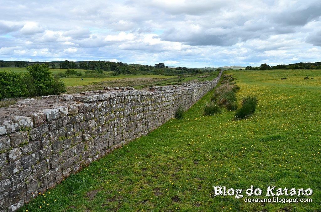 Blog do katano no trilho da muralha de adriano dia 4 for A muralha de adriano