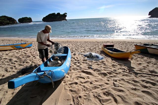 Penerapan Awig-Awig di Lombok Bantu Pelestarian Laut