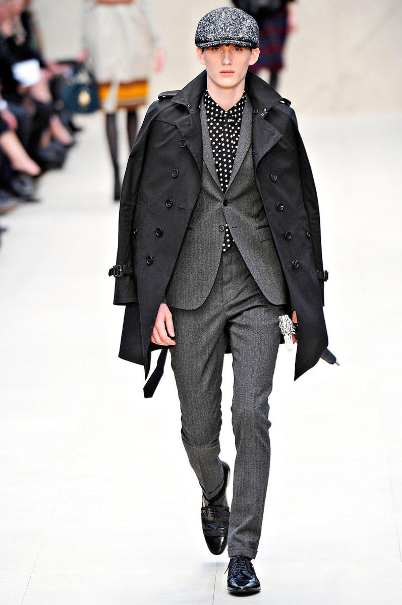COOL CHIC STYLE to dress italian: Burberry Prorsum Fall 2012