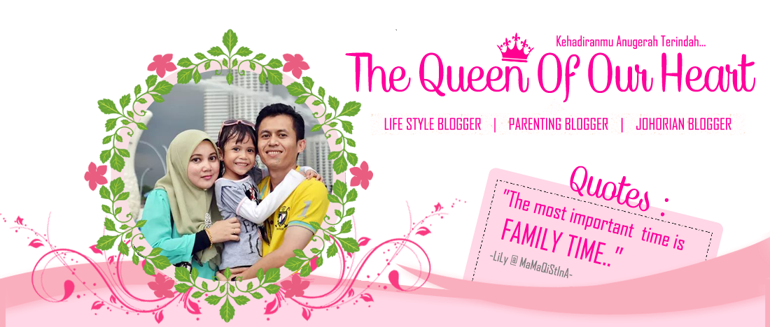 ®THE QUEEN OF OUR HEART®