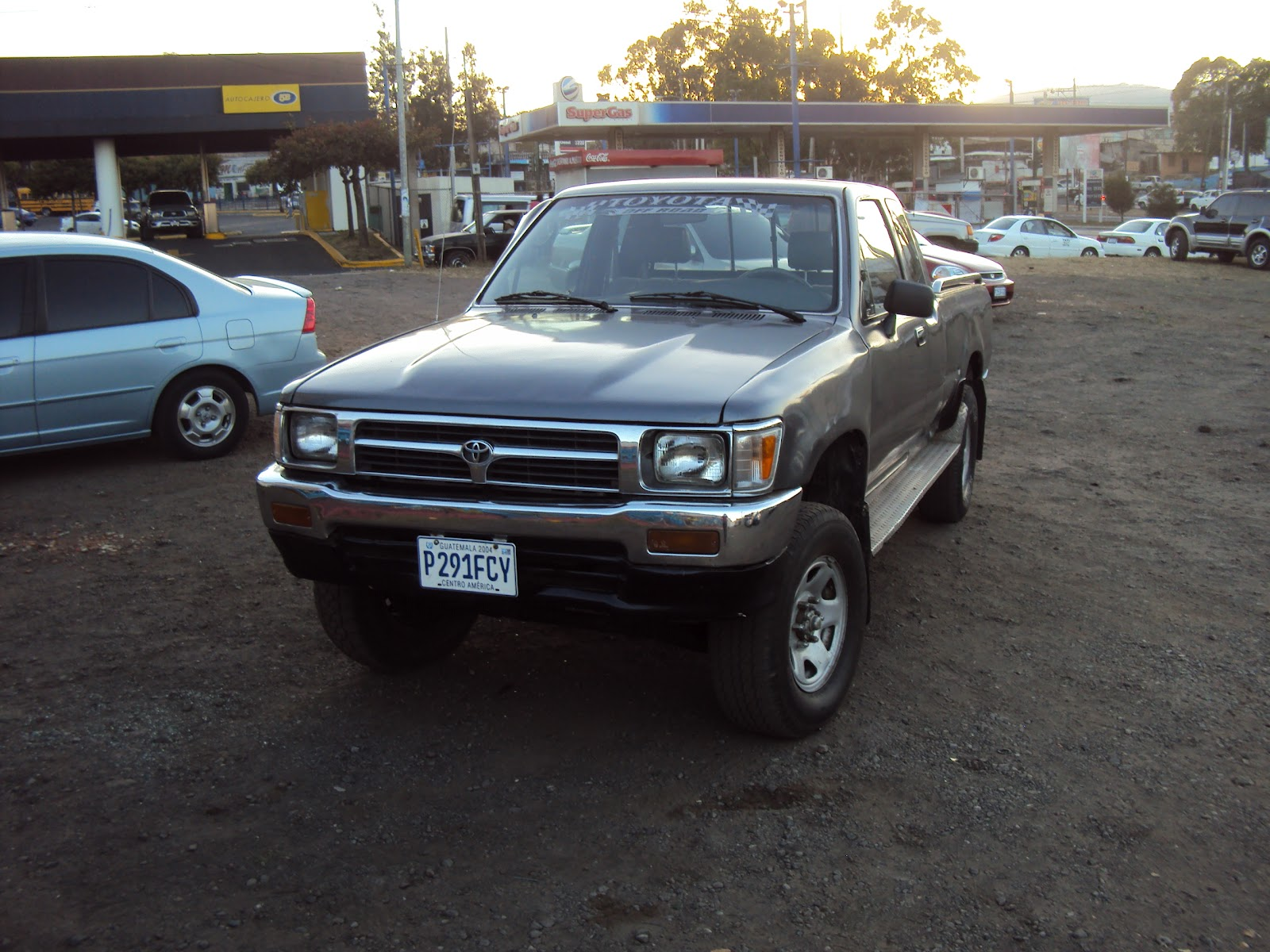 Toyota 22r 4x4 En Honduras Best Wiring Library