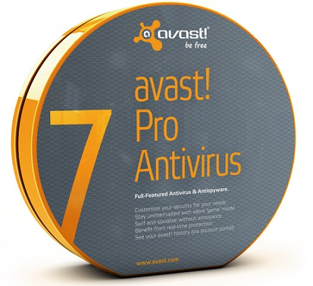 Download Gratis Avast! Pro Antivirus 7 Terbaru 2012 Full Crack License