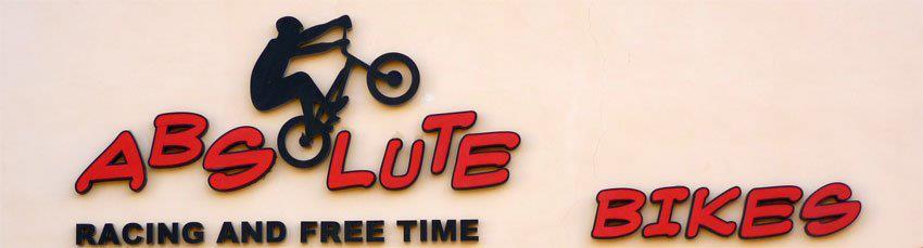 abolute bikes store