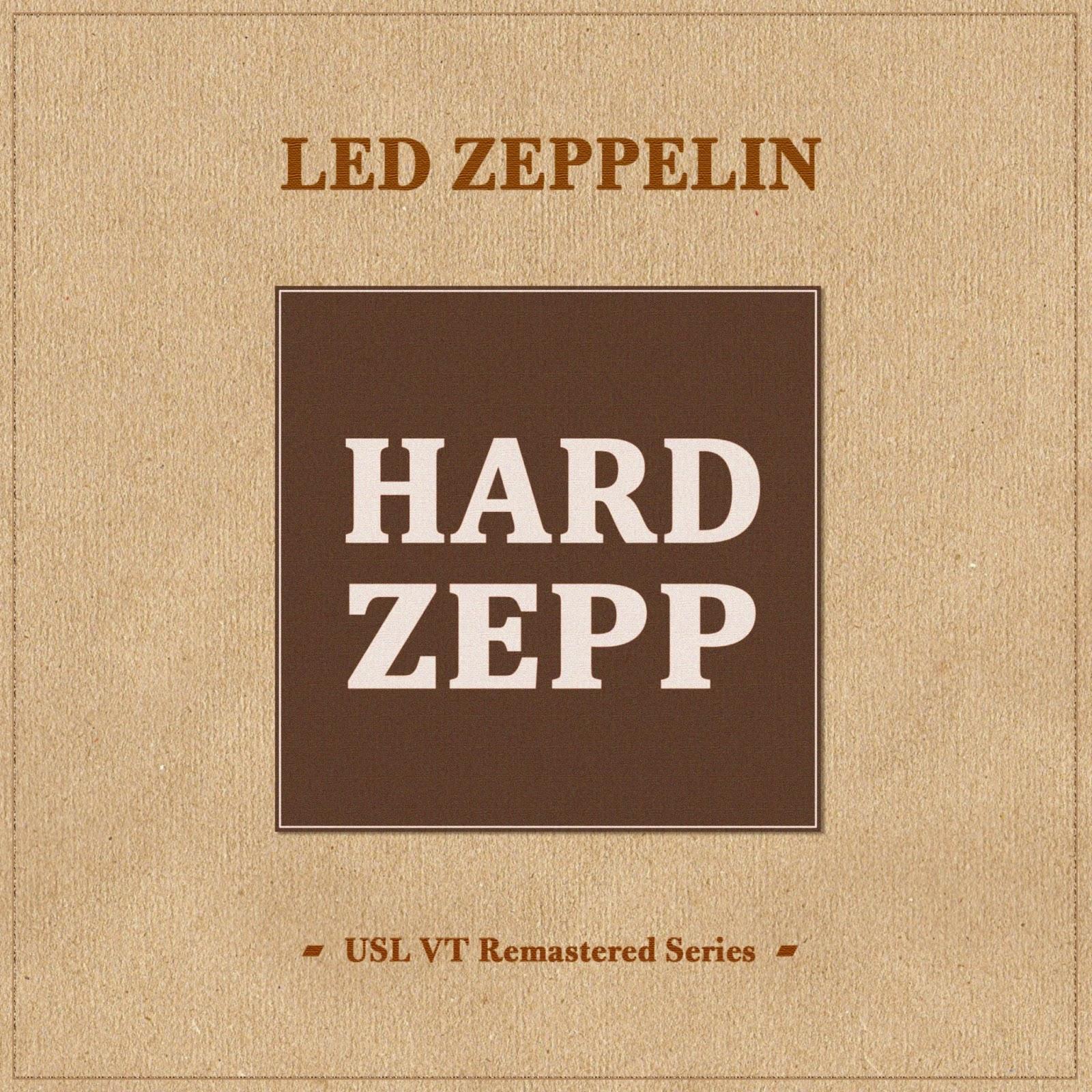 2012 - Led Zeppelin - Hard Zepp USL VT Remastered series